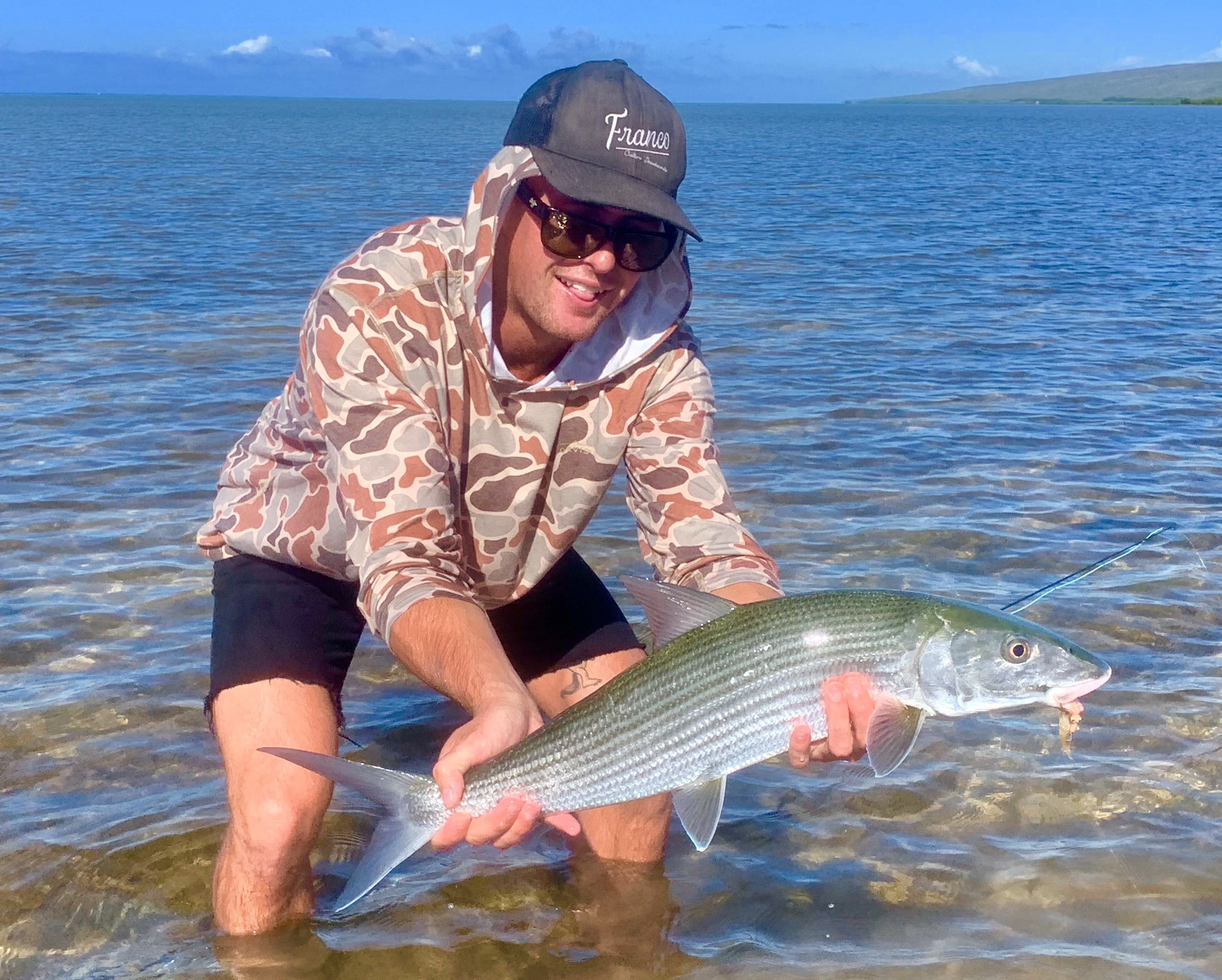Hallelujah Hou Fishing: The best charter fishing and sport